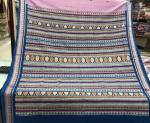 Age Old Dongria Cotton Saree With Blouse Piece