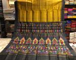Exclusively woven Dolabedi Saree in Tasar with Blouse piece