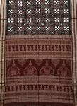 Master Weaver s Festival Theme Pasapalli Ikat Cotton Saree with Blouse Piece
