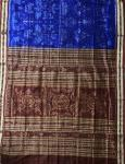 Master Weaver S Scenic Beauty Theme Ikat Silk Saree with Blouse Piece