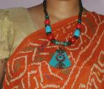 Handmade Tribal Jewelry in beads and metal