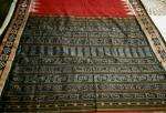 Pasapalli border Traditional Aanchal Fine cotton saree with blouse Piece