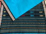 Thick Cotton Habashpuri Saree with blouse piece