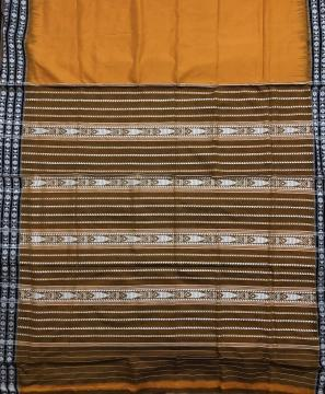 Beautiful Thick Cotton King Habaspuri Saree