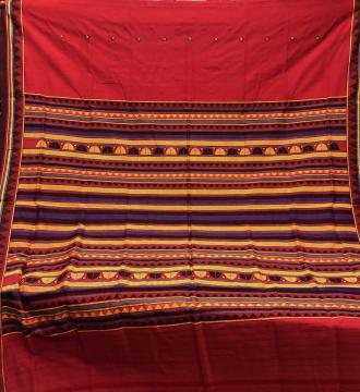 Traditional Dongria Saree