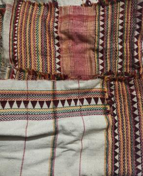 Authentic Dongria Cotton Shawl