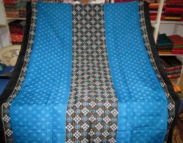 Odisha Handloom Pasapalli and ikat work Unstitched Salwar suit