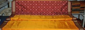 Orissa handloom Pasapalli Unstitched Salwar Suit