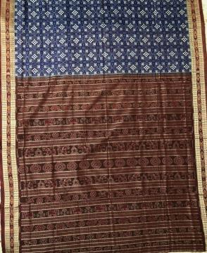 Timeless Pasapalli Cotton Saree with Blouse Piece