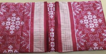 Exclusively woven Body Pasapalli and Tribal Motifs Aanchal Village Theme Silk Saree with Blouse Piec