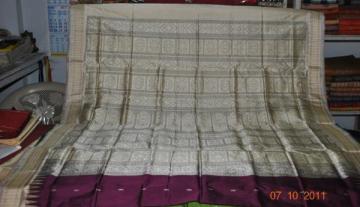 Orissa Handloom Bomkai Saree Sari