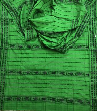 Exclusively woven full body work Cotton King Habashpuri Saree