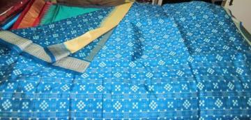 Orissa Handloom Pasapalli design Unstitched Dress Material