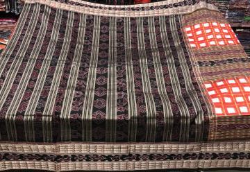 New Pattern Bichitrapuri Silk Saree with Blouse Piece