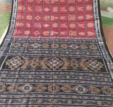 Traditional Cotton Nabakothi Saree without Blouse piece