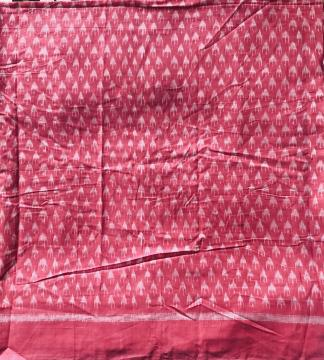 Cotton Ikat Fabric for blouse or jacket