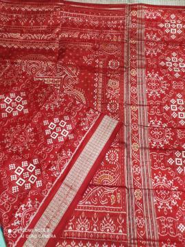 Jhoti Aanchal Pasapalli Silk Saree with blouse Piece