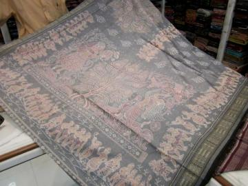 Odisha Handloom Folk Arts in Ikat work Saree Sari