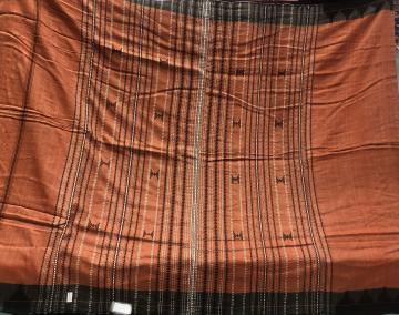 Cotton Tussar mix light weight Kotpad Saree