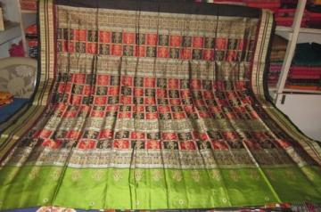 Odisha Handloom Doll body and Aanchal Saree Sari
