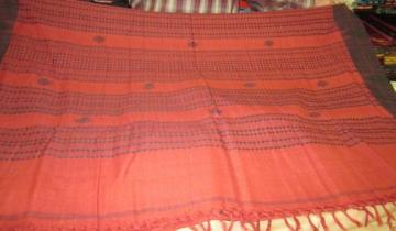 Indian Tribal Kotpad Saree