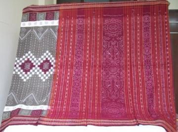 Odisha Handloom Ikat Saree Sari