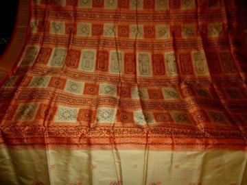 Odisha Handloom Bomkai Saree