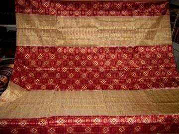 Odisha Handloom Beautiful Pasapalli Saree