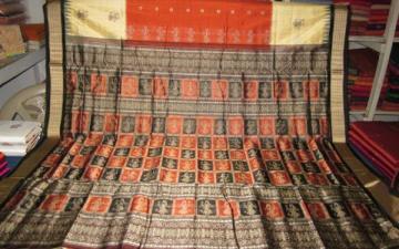 Orissa Handloom designer Bomaki Doll Saree Sari