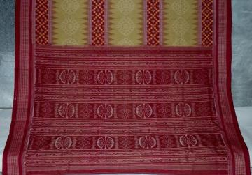 Odisha Handloom Beautiful  ikat saree sari