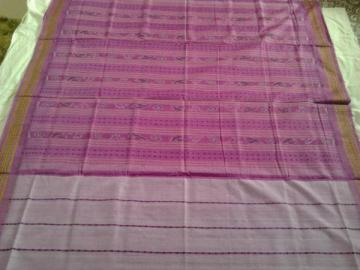 Orissa Handloom Saree without Blouse Piece