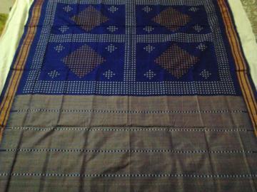 Odisha Handloom Bomkai Saree Sari