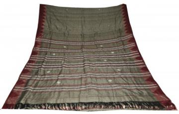 Cotton n Tasar Mix Beautiful Kotpad Saree