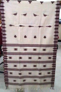 Kotpad Dupatta - Stole in Cotton