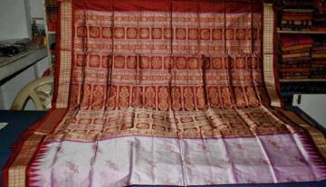 Beautiful Bomkai Saree