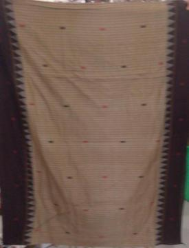 Body stripes beautiful kotpad Saree