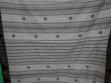Body Stripes Cotton Tassar mix Kotpad Saree