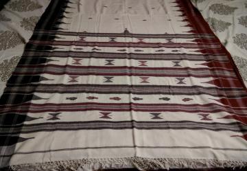 Ganga Jamuna Border Cotton Kotpad Saree