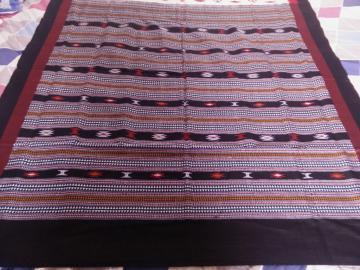 Exclusive Tribal Bomkai Cotton Saree with Blouse Piece