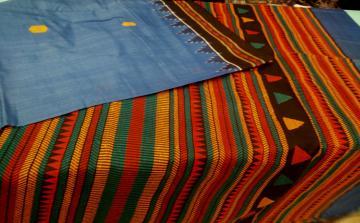 Dongria Cotton Saree